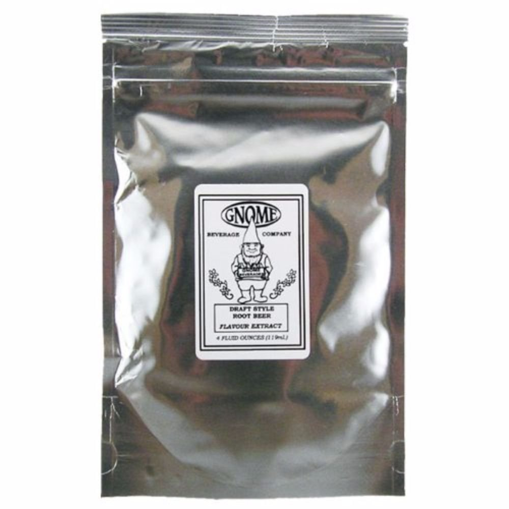 Midwest Homebrewing and Winemaking Supplies - HOZQ8-805 Gnome Soda Extracts, Draft Style Root Beer