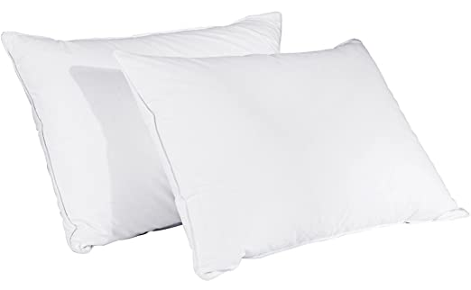 amazon puredown feather bed pillow standard queen size 30 Pillow Pallets amazon puredown feather bed pillow standard queen size 30 white down pillows for sleeping set of 2 20 28 home kitchen
