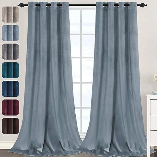Luxury Velvet Curtain