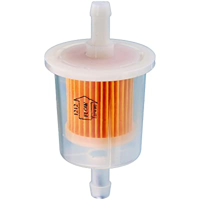 Luber-finer G3/8CP Fuel Filter: Automotive