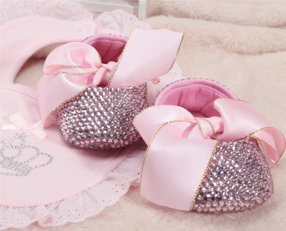 Dollbling Delicate Pink Diamond Bling