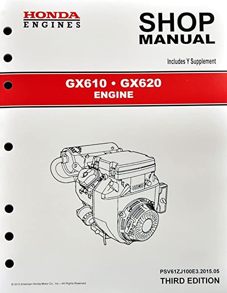 Honda Gx 620 Service Manual - Wiring Diagram •