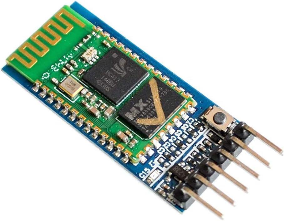 Censhaorme HC-05 Module sans Fil Anti-Retour /Émetteur-r/écepteur RF sans Fil Bluetooth Conseil s/érie