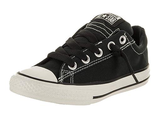 Converse Chuck Taylor All Star Street Mid, Zapatillas Niños: Converse: Amazon.es: Zapatos y complementos