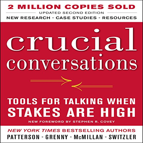 Pdf Money Crucial Conversations: Tools for Talking When Stakes Are High, Second Edition