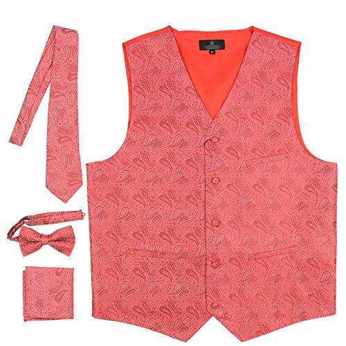 Vittorino Formal Paisley Tuxedo Hankerchief product image