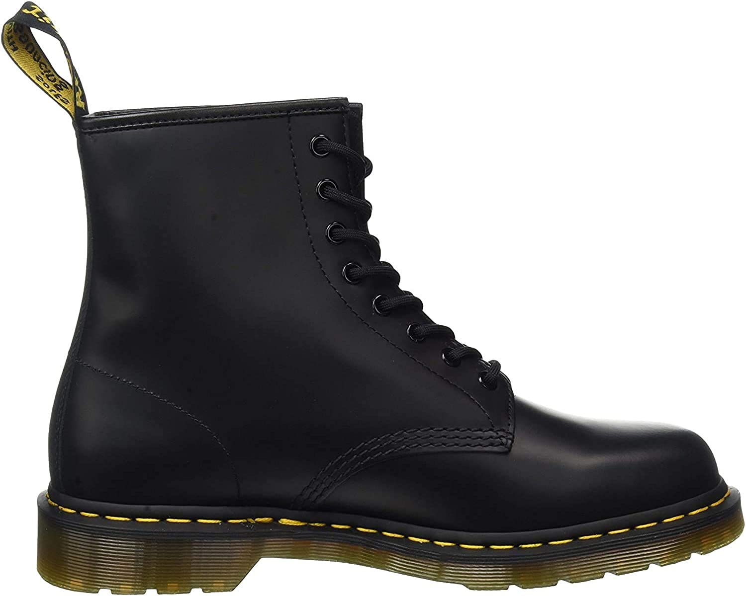 Dr. Martens 1460 Smooth, Botas Militares Unisex Adulto