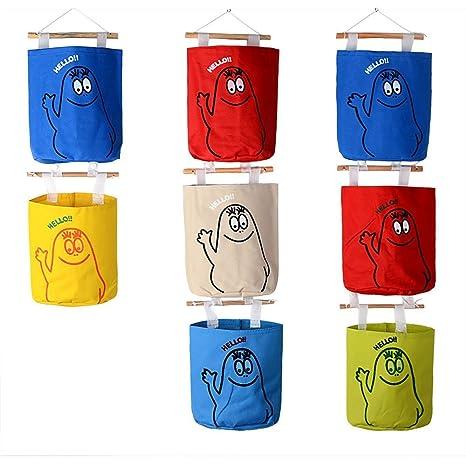 Amazon.com: home-cube ® 3 PCS lavables dibujos animados ...