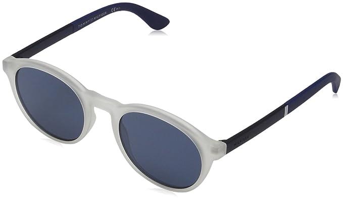Tommy Hilfiger TH 1476/S KU, Gafas de Sol Unisex-Adulto, Crystal