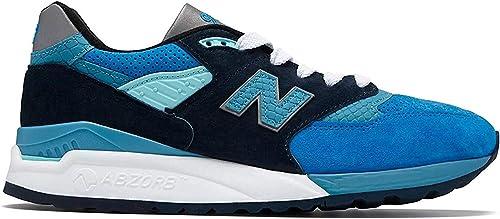 fagioli Costa Suradam  New Balance Sneakers Uomo MOD. NBM998 Blu Nuova Collezione A/I 2018-19:  Amazon.it: Scarpe e borse