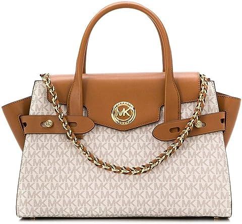 Michael Kors Luxury Fashion Femme 30S0GNMS7B149 Beige Coton Sac À ...