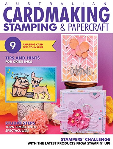 (Card Making: Stamping and)
