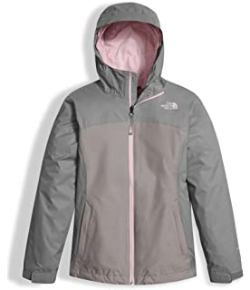 dc553748c Amazon.com: The North Face Mountain Triclimate Jacket Girls Metallic ...