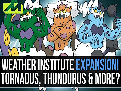 Clip: Tornadus, Thundurus, and More? ()