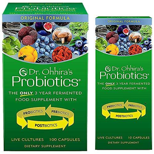 Ohhiras Probiotics Original Formula Capsule product image