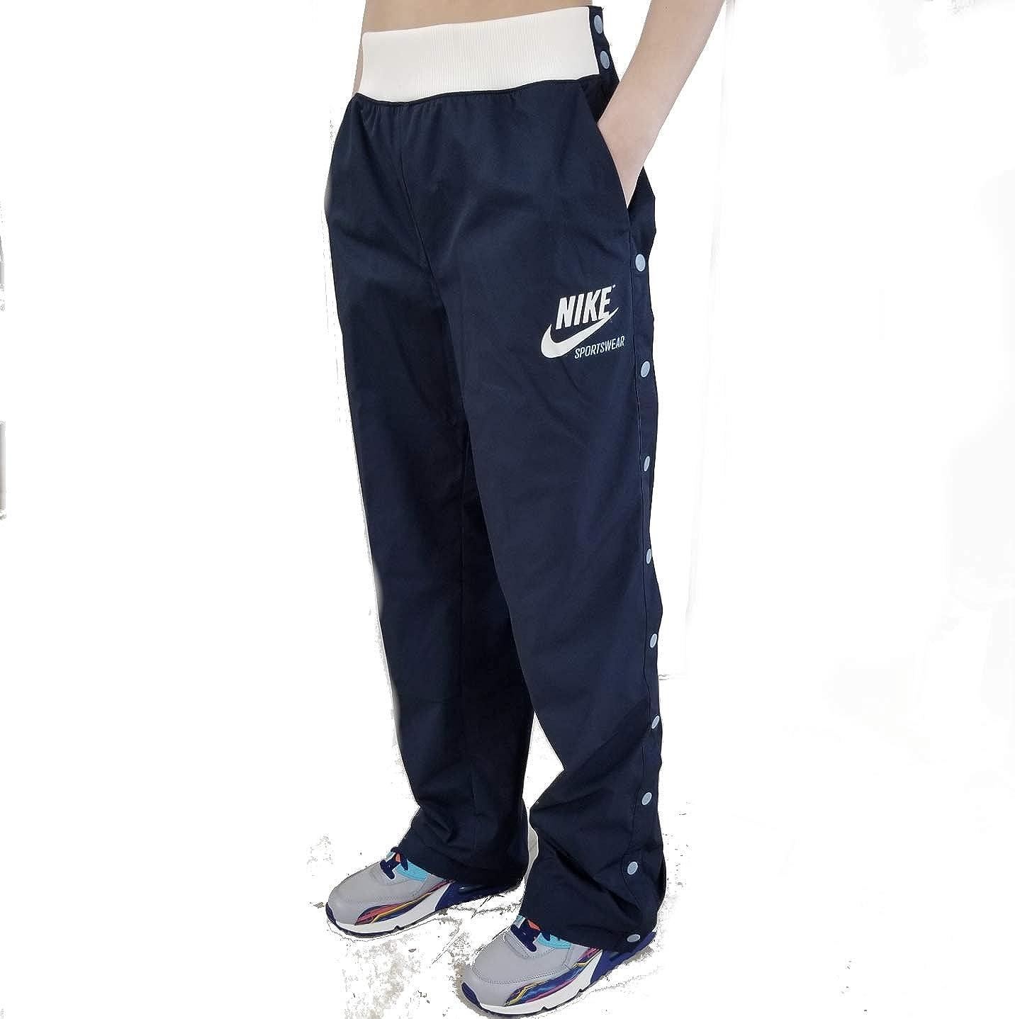 2019 hot sale 50-70%off outlet for sale Amazon.com: Nike Sportswear Archive Women's Snap Pants ...