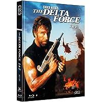 Delta Force 1&2 [2 Blu-Ray] - uncut - auf 666 limitiertes Mediabook