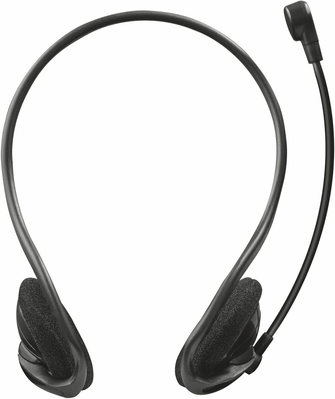 Trust Cinto Chat Headset for PC and Laptop Black