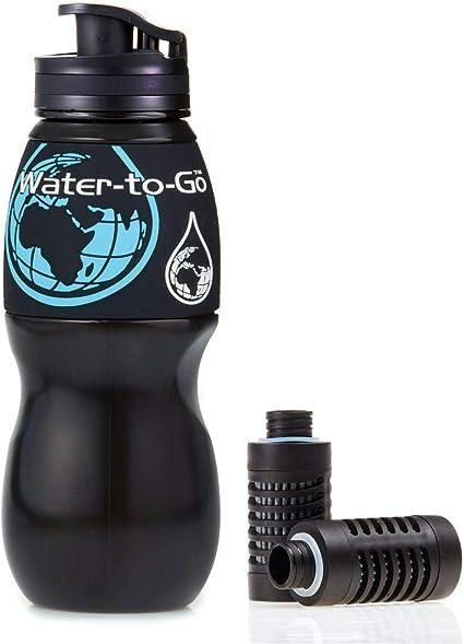 Eau-to-go de purification d/'eau filtre Bouteille-Exempts De BPA