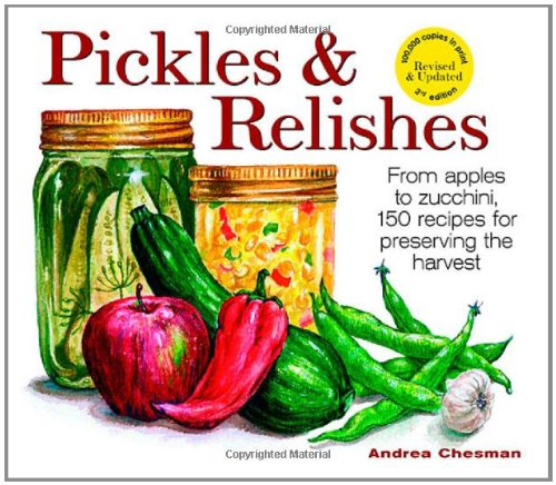 zucchini pickles - 2