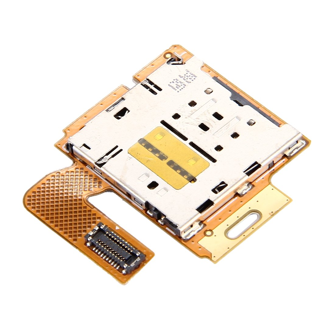 A&G Repair & Spare Parts SD Card Reader Contact Flex Cable for Galaxy Tab S2 9.7 / T810