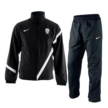 Nike Juventus cálida de Up 2011/2012, Negro: Amazon.es: Deportes y ...