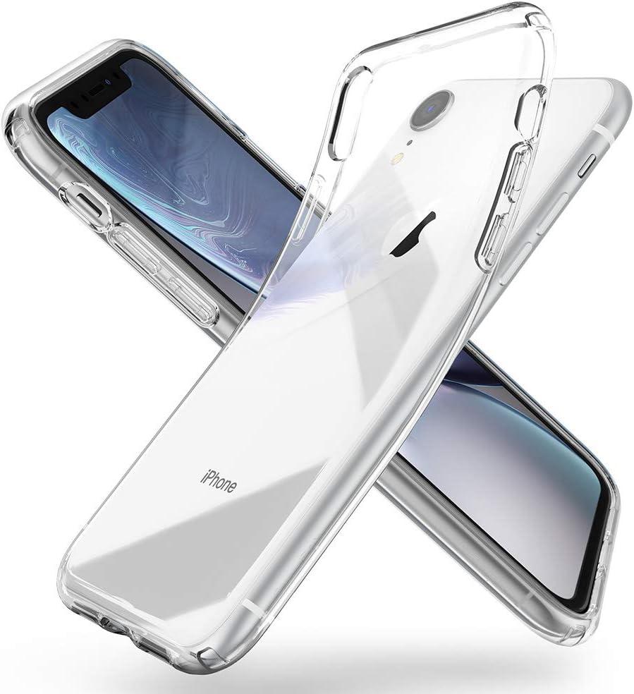 Spigen Liquid Crystal Designed for iPhone XR Case (2018) - Crystal Clear