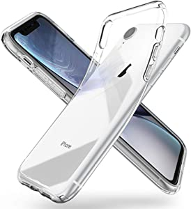 Spigen Liquid Crystal Designed for iPhone XR Case (2018) - Crystal Clear