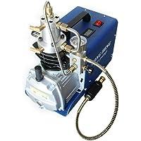 Elektrische hogedrukreukelpomp, 300 bar, 30 MPA, 4500 psi, elektrische hogedrukpomp, luchtcompressorpomp, voor…