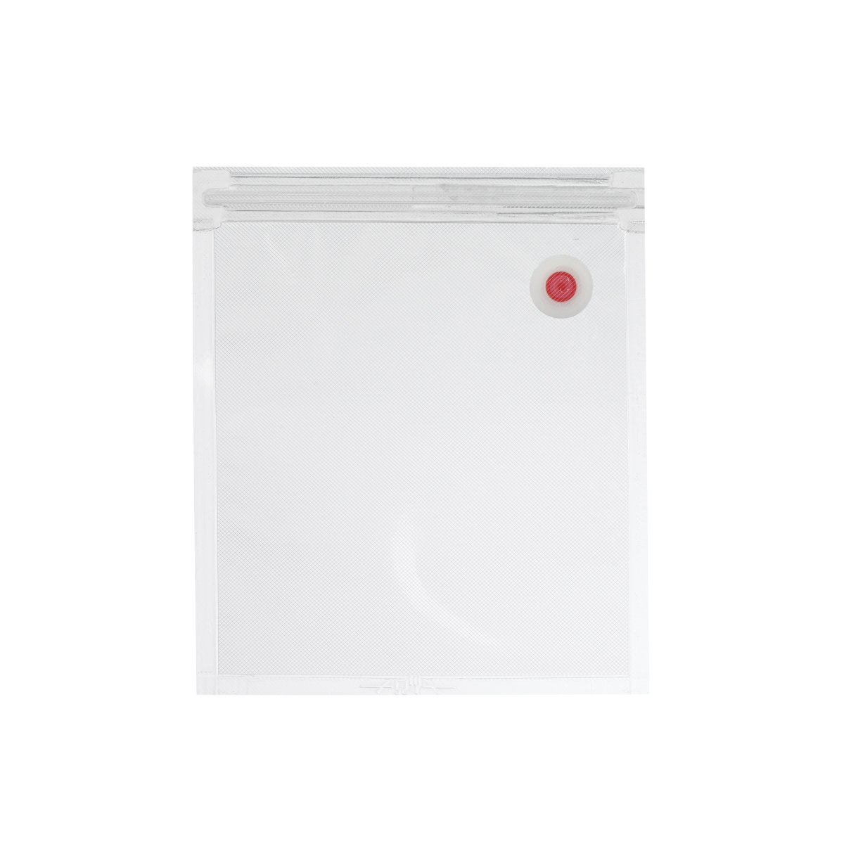 Waring Commercial 50 Count Vacuum seal bag with Valve, 1-Quart, Clear