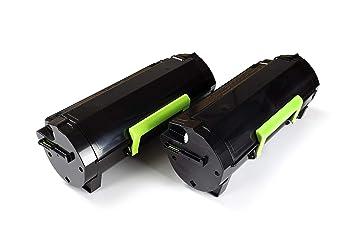 Green2Print Toner negro 5000 paginas sustituye a Lexmark 50F0HA0 502HA 50F2H00 502H 50F2H0E 502HE Toner apto para la Lexmark MS310D MS310DN MS410D MS410DN ...