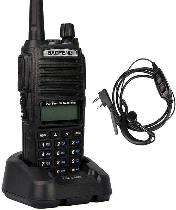Mengshen Walkie Talkie UV-82 Two Way Radio Tiene Capacidad ...