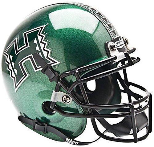 Hawaii Warriors Mini Authentic Helmet - Hawaii Warriors Collectibles (Hawaii Warriors Helmet)