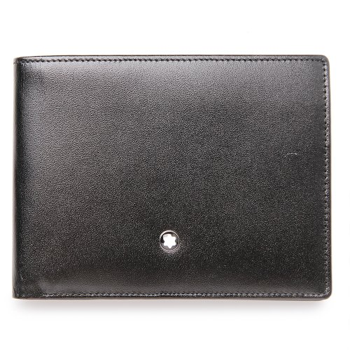 Montblanc Meisterstuck 6 Credit Card Wallet by Montblanc