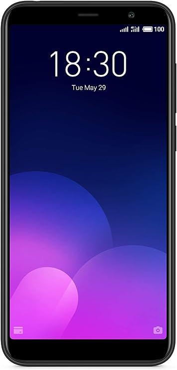 Meizu M811H M6T - Smartphone (5,7 Pulgadas, 2GB/16 GB, cámara de 13 MP, Dual SIM, Android), Color Negro: Meizu: Amazon.es: Electrónica
