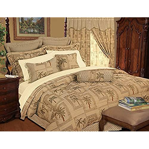 Tropical Bedding: Amazon.com : tropical quilts queen - Adamdwight.com