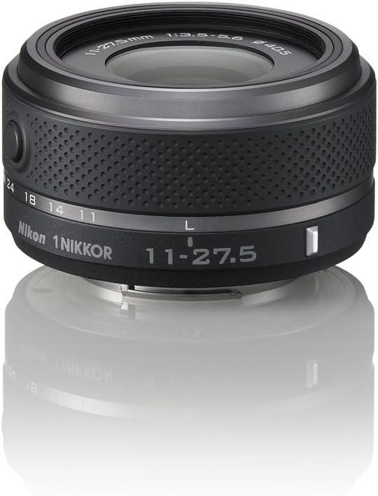 Nikon 1 NIKKOR 11-27.5mm f/3.5-5.6 (Black)