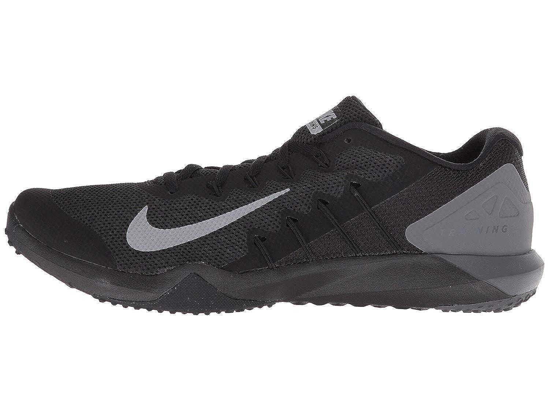 52bc5177176bf Nike Retaliation Trainer 2 Men's Training Shoe, Black/MTLC Cool  Grey-Anthracite, 8.5 M US