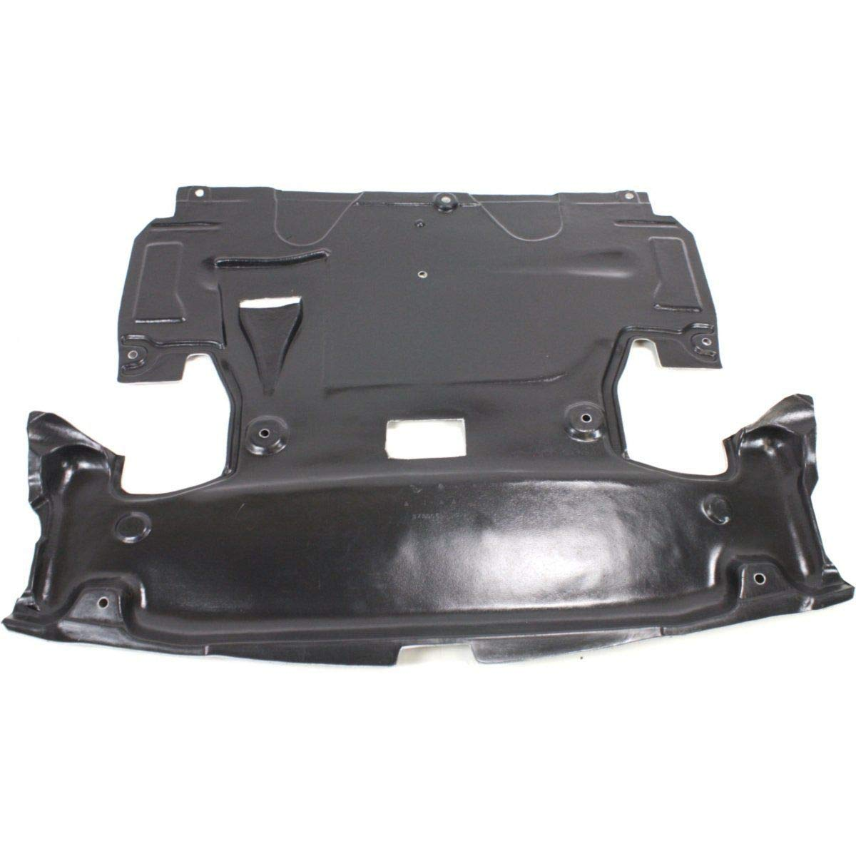 Front Engine Splash Shield For 2003-2005 Mercedes Benz C240 C320 AWD Parts Galaxy