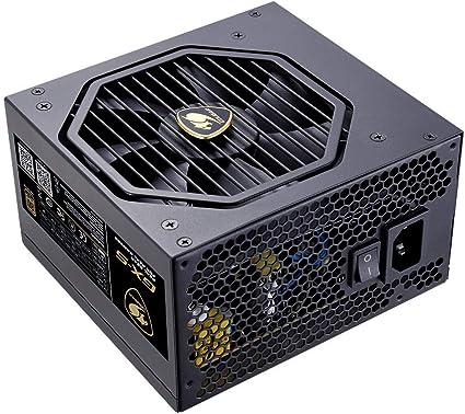 Cougar Gaming GX-S Unidad de - Fuente de alimentación (450 W, 100-240 V, 50-60 Hz, 8 A, 105 W, 450 W): Amazon.es: Informática