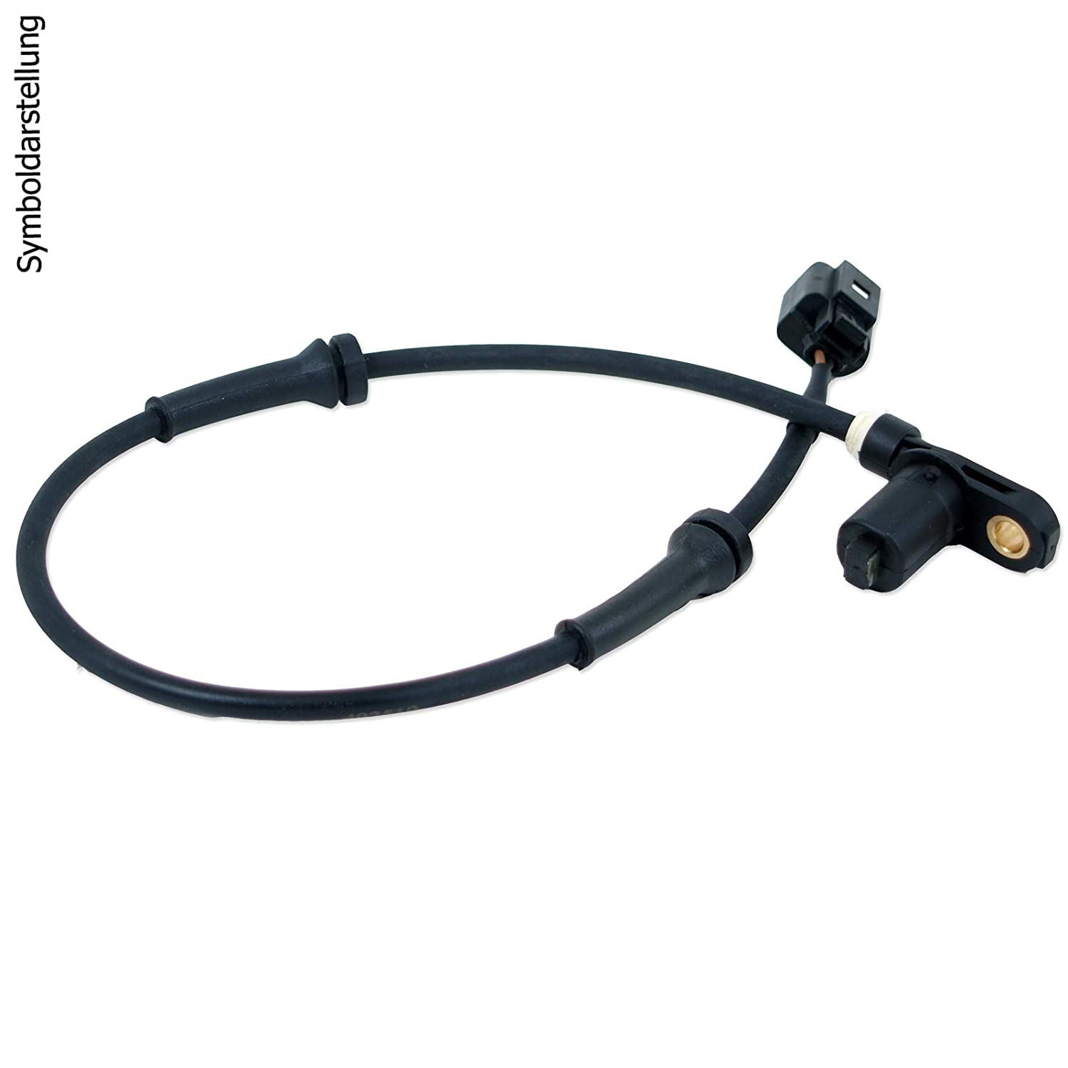ABS Wheel Speed Sensor Rear Fits FORD Kuga VOLVO S40 V50 Wagon 2.0-2.5L 2004