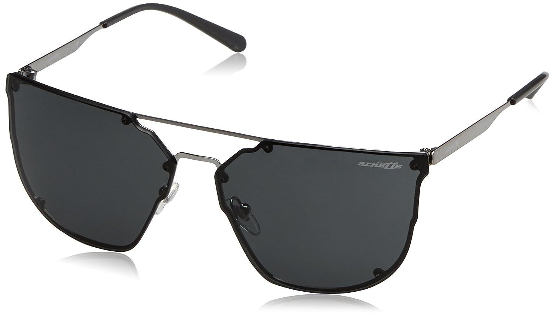 ARNETTE Hundo-P1 Gafas de sol, Gunmetal, 63 para Hombre