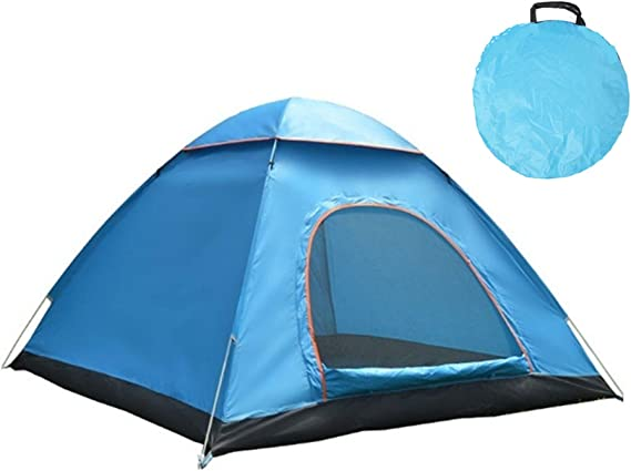 paomo 2 Person Pop Up Tent, Instant Beach Camping Tents