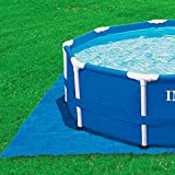 61amwTtjKSL. SL160  - Intex Metal Frame Pool Reviews
