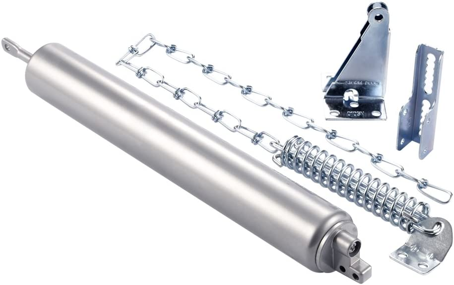 Chain And Wide Bracket Bundle For Heavy Storm Doors Ideal Security Inc Closer