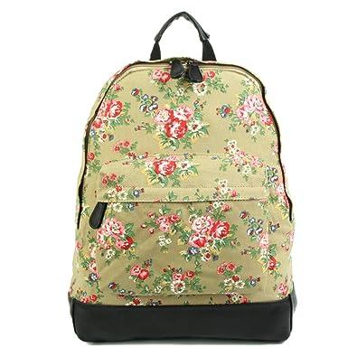 df1183dfb6e1 ELEGANT NEW LOOK Women s FLOWER Style Backpack bag School bag for girls  Trendy backpack for women