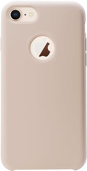 coque apple rose des sables iphone 8 plus