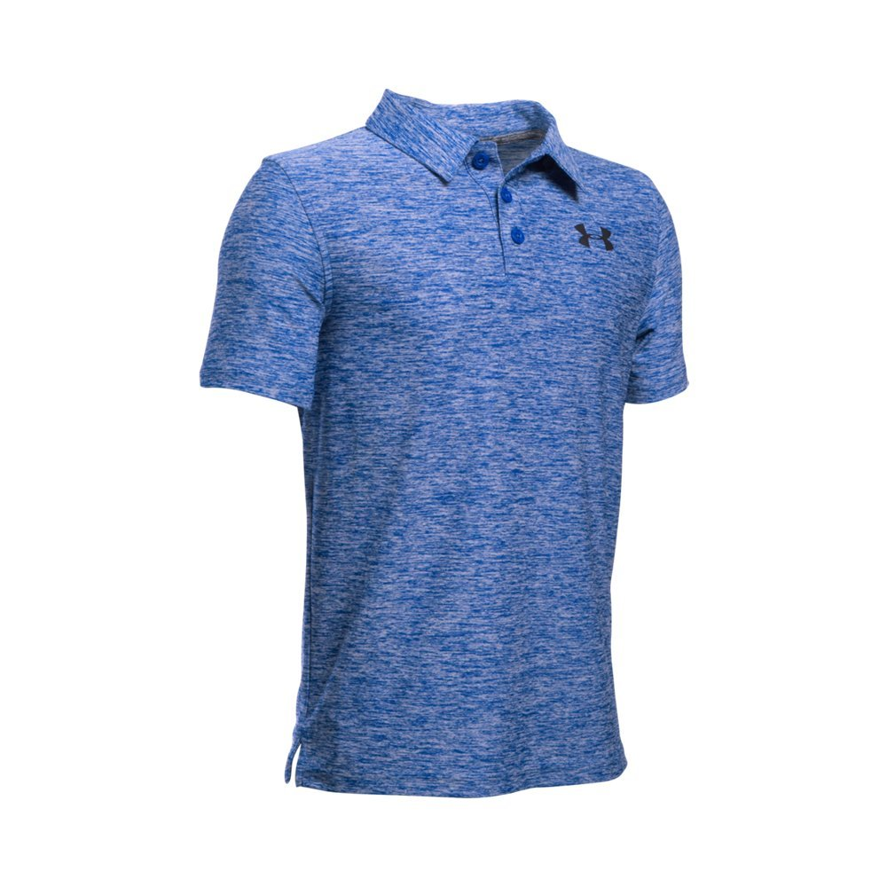 Under Armour Boys' Playoff, Ultra Blue/Black, Youth X-Small