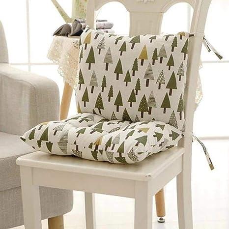 Amazon.com: Cojines de asiento para sillas de patio, cojín ...