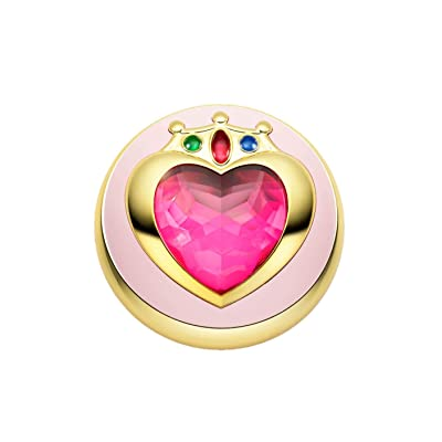 "Tamashii Nations Proplica Sailor Chibi Moon Prism Heart Compact ""Sailor Moon"": Toys & Games"